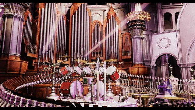 Animusic – Cathedral Pictures